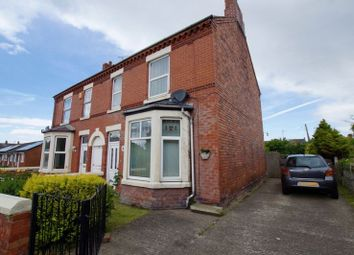 Thumbnail 3 bed semi-detached house for sale in Wrexham Road, Rhostyllen, Wrexham