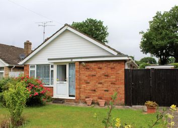 Thumbnail 2 bed detached bungalow for sale in Waverley Drive, Ash Vale
