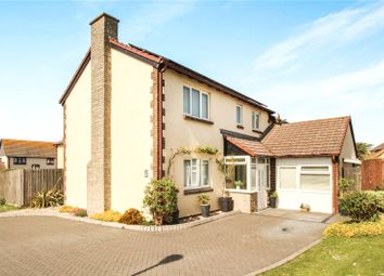Thumbnail 4 bed detached house for sale in Lever Close, Northam, Bideford