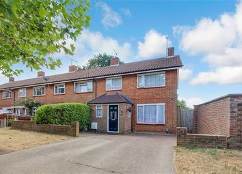 Thumbnail 5 bed end terrace house for sale in Rother Crescent, Crawley