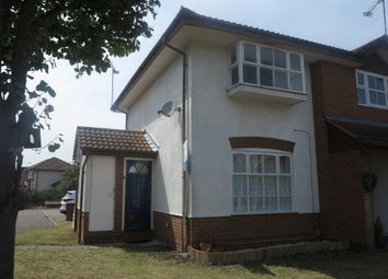 Thumbnail 1 bedroom terraced house to rent in Buccaneer Close, Woodley, Reading