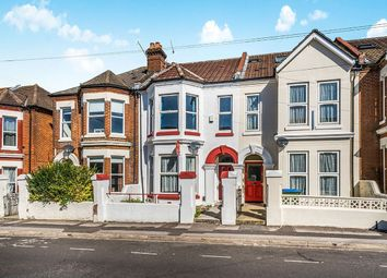 Thumbnail 6 bed terraced house for sale in Wilton Avenue, Southampton