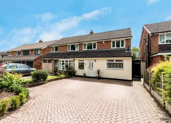Thumbnail Semi-detached house for sale in Heath Close, Stonnall, Walsall, West Midlands
