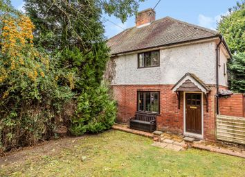 Thumbnail 2 bed semi-detached house for sale in Ascot, Berkshire
