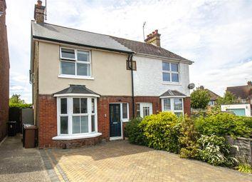 Essella Road, Ashford, Kent TN24. 3 bed semi-detached house