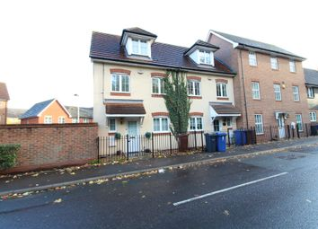 Thumbnail 3 bed town house for sale in Caspian Way, Purfleet
