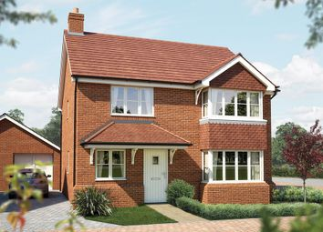 "Thumbnail 4 bed detached house for sale in ""The Canterbury"" at Ongar"
