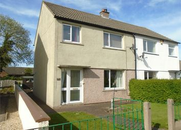 Thumbnail 3 bed semi-detached house for sale in Shawk Crescent, Thursby, Carlisle, Cumbria
