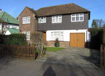 Thumbnail 4 bedroom detached house for sale in Reddings Avenue, Bushey
