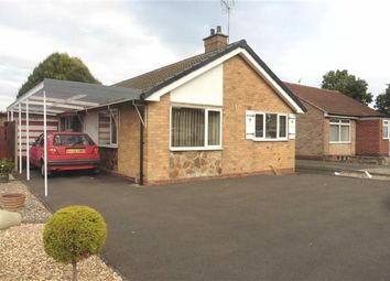 Thumbnail 3 bedroom detached bungalow for sale in Ribblesdale Avenue, Hinckley