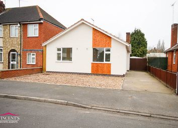Thumbnail Bungalow for sale in Cyril Street, Leicester