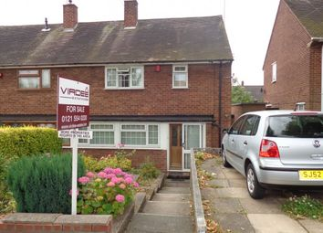 Thumbnail 3 bed semi-detached house for sale in Hamstead Road, Great Barr