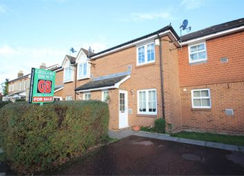 Thumbnail 1 bed terraced house for sale in Pinewood Mews, Oaks Road, Stanwell, Staines-Upon-Thames, Surrey