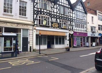 Thumbnail Retail premises to let in Castle Street, Shrewsbury