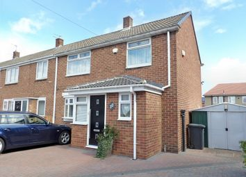Thumbnail 3 bed terraced house for sale in Fox Avenue, South Shields