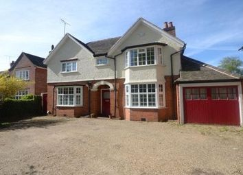 Thumbnail 4 bed detached house for sale in Shinfield Road, Reading, Berkshire