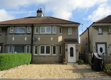 Thumbnail 3 bed semi-detached house for sale in Oakenhill Walk, Brislington, Bristol