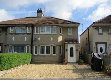 Thumbnail 3 bed semi-detached house for sale in Oakenhill Walk, Brislington, Bristol