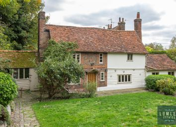 Thumbnail 4 bed cottage for sale in Burydell Lane, Park Street, St. Albans