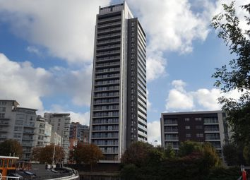 Thumbnail 2 bedroom property to rent in Horizons Tower, 1 Yabsley Street, London, London.