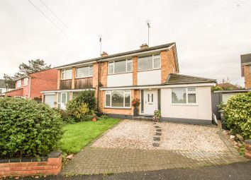 Thumbnail 4 bed semi-detached house for sale in Chalfont Close, Leigh-On-Sea