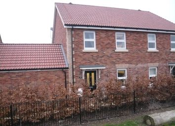 Thumbnail 3 bed terraced house for sale in Buttercup Drive, Downham Market