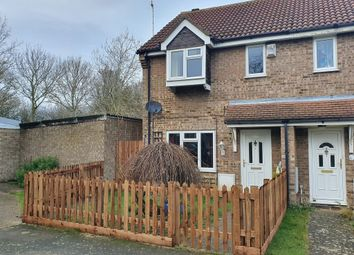 3 bed end terrace house for sale in Meadowsweet, Eaton Ford, St. Neots PE19