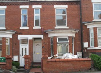 Thumbnail 3 bed semi-detached house to rent in Ruskin Road, Crewe