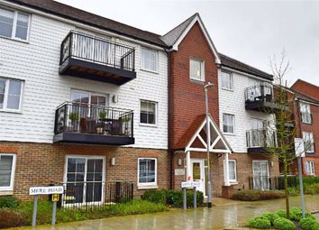 Thumbnail 1 bed flat for sale in Redlands Court, Dunton Green