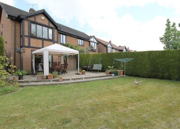 Thumbnail 3 bedroom detached house for sale in The Pinfold, Glapwell, Chesterfield