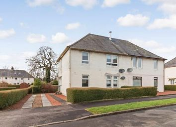 Thumbnail 1 bed flat for sale in Dunure Drive, Kilmarnock, East Ayrshire