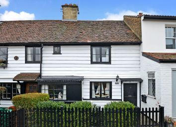 Thumbnail 2 bed cottage for sale in Oak Cottage High Street, Thames Ditton, Thames Ditton