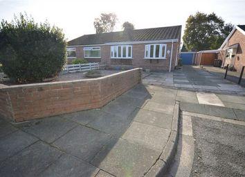 Thumbnail 2 bed semi-detached bungalow for sale in Waterfield Close, Higher Bebington, Merseyside