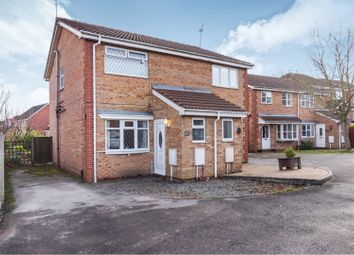 Thumbnail 2 bed semi-detached house for sale in Welburn Close, Forest Town