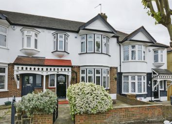 Thumbnail 3 bed terraced house for sale in Galeborough Avenue, Woodford Green, London