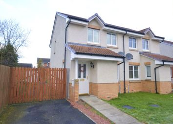 Thumbnail 3 bed semi-detached house for sale in Bowhill View, Cardenden, Lochgelly