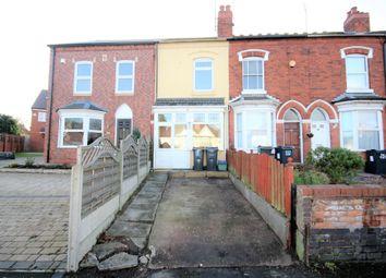 Thumbnail 3 bedroom terraced house to rent in Moor Green Lane, Moseley, Birmingham