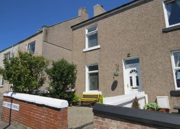 Thumbnail 2 bed end terrace house for sale in 1 East Croft Terrace, Lowca, Whitehaven, Cumbria