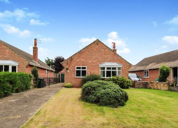 Thumbnail 3 bed detached bungalow for sale in Broadmanor, North Duffield