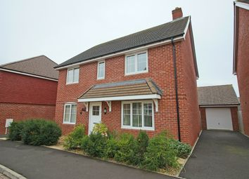 Thumbnail 4 bed detached house to rent in Olympic Park Road, Andover, Hampshire