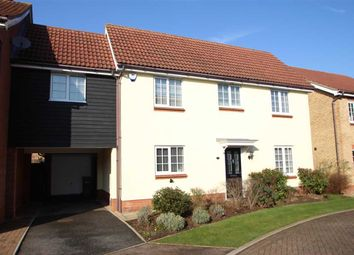 Thumbnail 5 bedroom link-detached house for sale in Turnbull Close, Grange Farm, Kesgrave, Ipswich