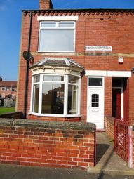 Thumbnail 3 bed end terrace house to rent in Coronation Road, Balby, Doncaster