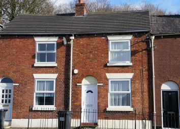 Thumbnail 2 bed terraced house to rent in Rood Hill, Congleton