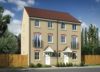"Thumbnail 4 bed town house for sale in ""The Fairview"" at Yorkley Road, Cheltenham"