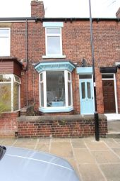 Thumbnail 3 bed terraced house to rent in Carrington Road, Sheffield