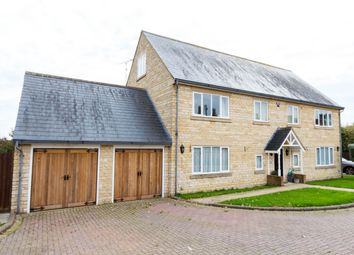 Thumbnail 6 bed detached house for sale in High Street, Great Doddington, Wellingborough