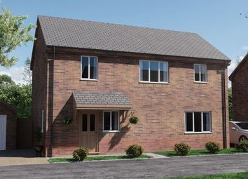 Thumbnail 4 bed detached house for sale in Plot 2, Humber View, Barton-Upon-Humber