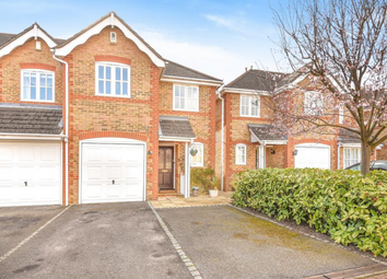 Thumbnail 4 bed semi-detached house to rent in Guards Court, Sunningdale, Ascot