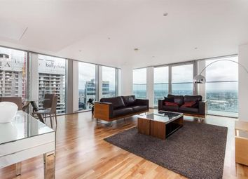 Thumbnail 3 bed flat to rent in Landmark East Tower, Canary Wharf, Isle Of Dogs