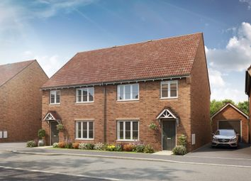 Thumbnail 4 bed semi-detached house for sale in St Andrews Court, Didcot